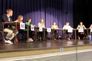 Debatt stora aulan